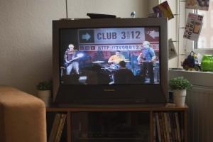Soda P op TV